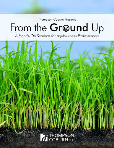 Ground Up brochure cover