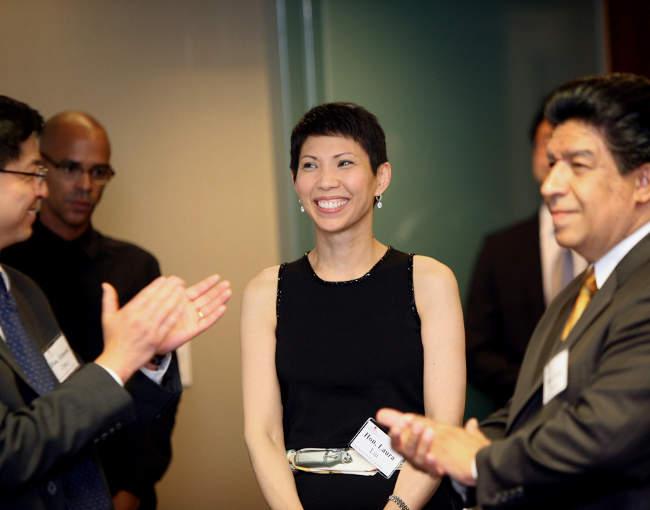 Judge Laura Liu