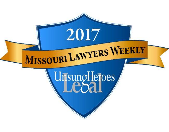 Unsung Legal Hero logo
