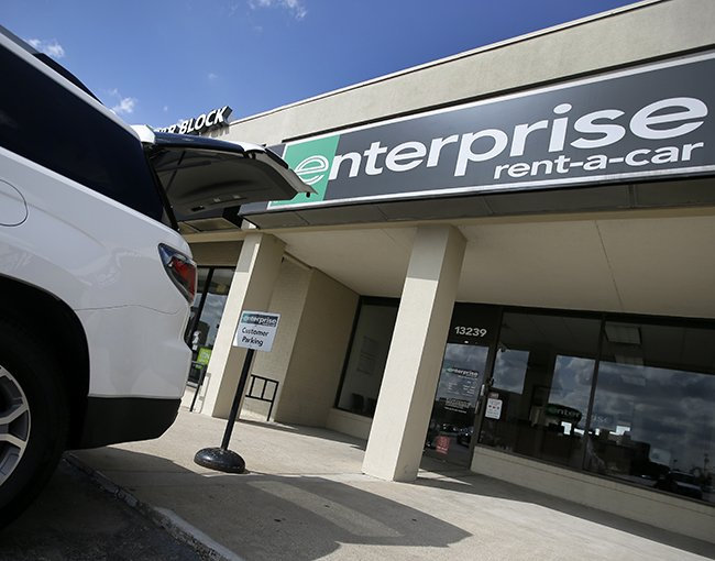 Enterprise Rent-a-Car facility