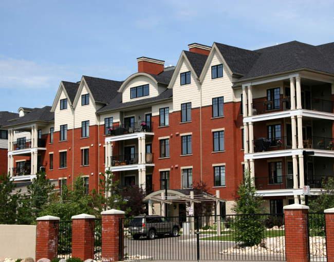 multi-family apartments