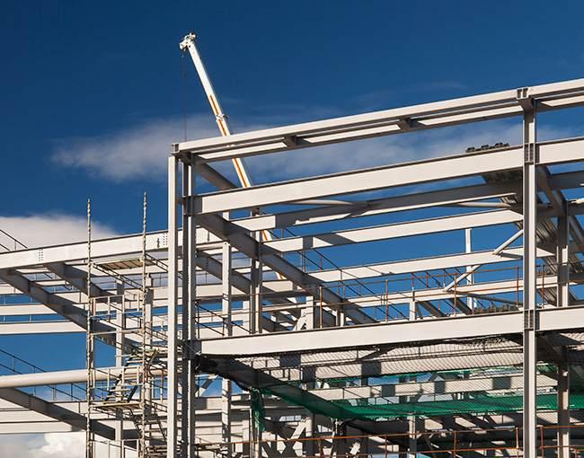 construction beams