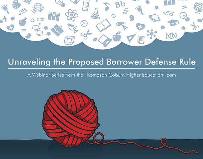 Borrower Defense Rule