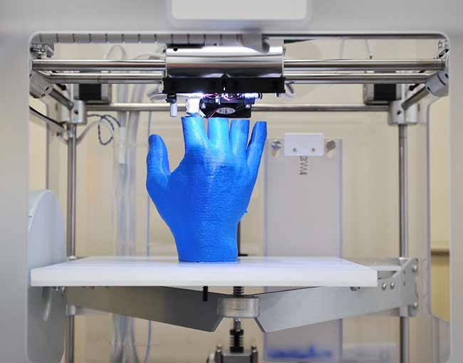 3D Printer - Hand