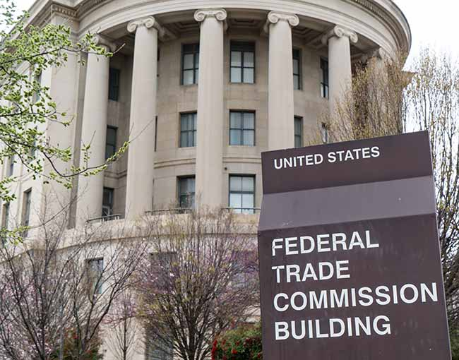 federal trade commission The latest litigation news, cases and dockets involving the federal trade commission, the government agency.