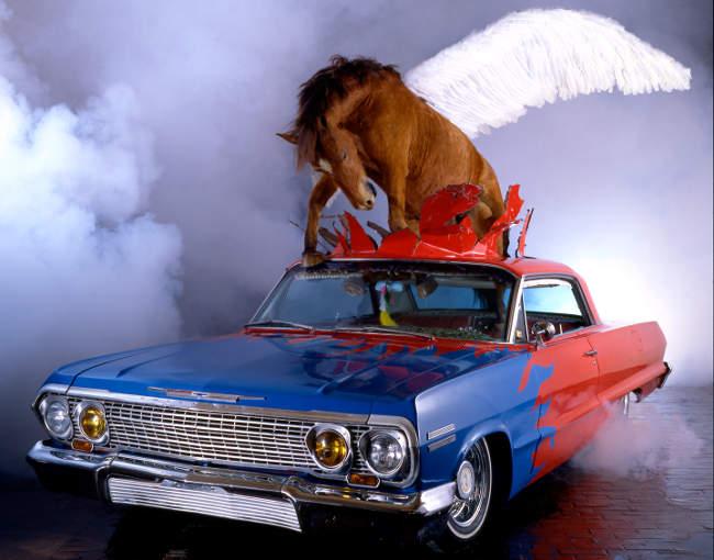 Pegasus by James Croak