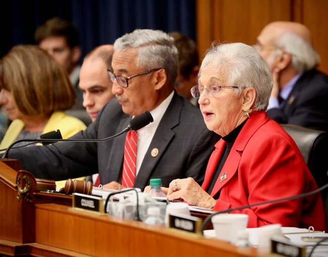 Reps. Bobby Scott and Virginia Foxx, House Edworkforce Committee