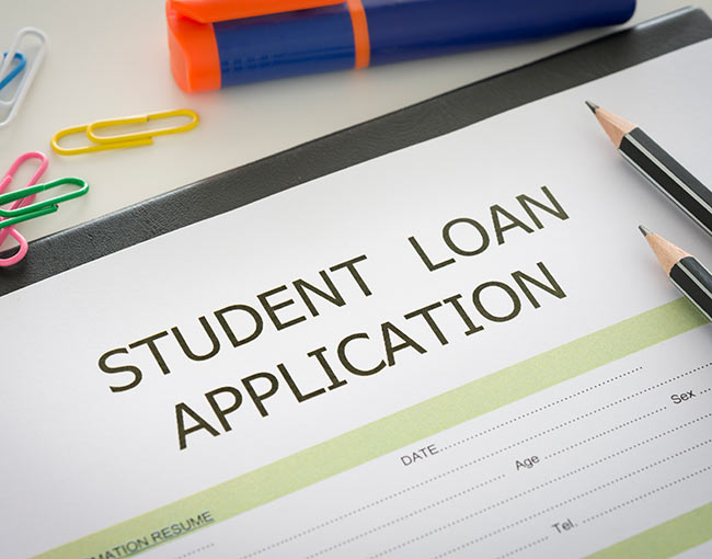 student loan agreement