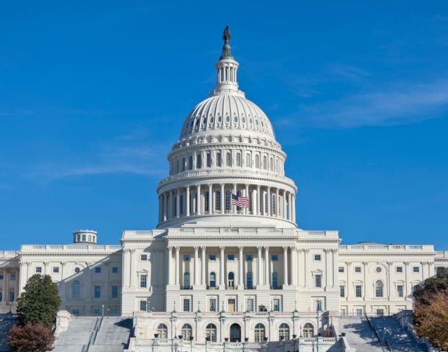 U.S. Congress capital building