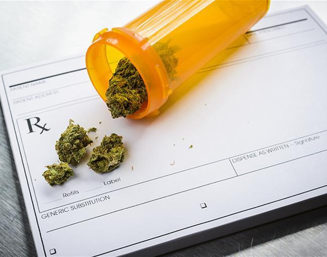 cannabis perscription