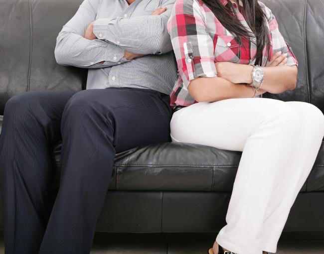 Divorce-couple