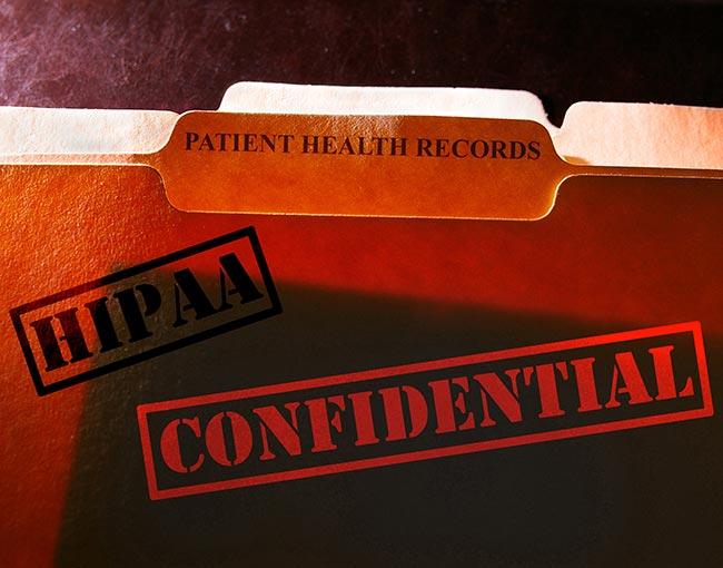 HIPAA folder