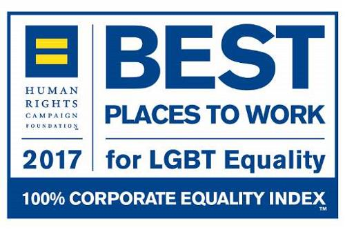 Best Places to Work logo - 2017