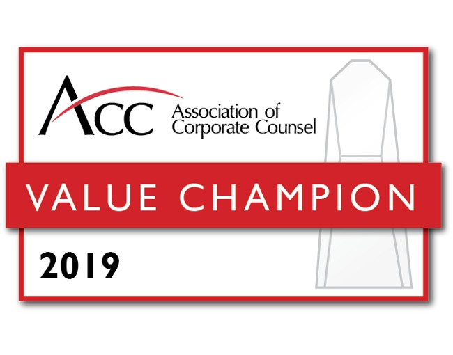 2019 ACC Value Champion banner