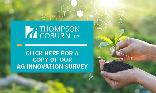 Thompson Coburn Ag Innovation Survey