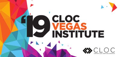 CLOC Vegas Institute logo