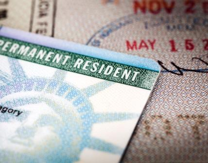 Green card_Immigration