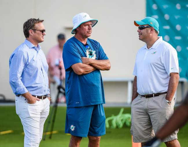 Mike Tannenbaum_training camp