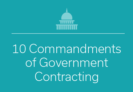 10-commandments-of-government-contracting